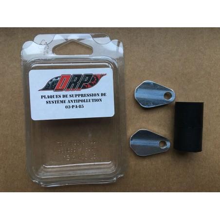 Kit plaques suppression système anti-pollution pour BMW S1000RR 2010-2016