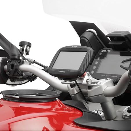 Kit de fixation spécifique 01SKIT GIVI pour S900A Smart Bar, S901A Smart Mount, ou support spécifique SGZ39SM