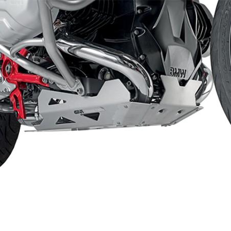 Kit spécifique RP5117KIT GIVI pour monter sur la protection moteur RP5112 pour BMW R1200R et R1200RS 15 et