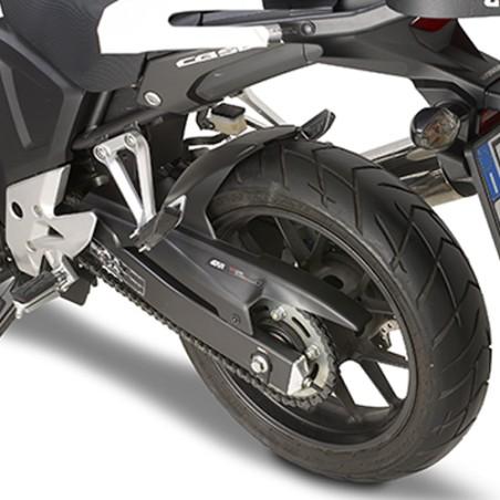 Passage de roue spécifique MG1121 GIVI en ABS couleur noire pour Honda CB500X 2013-2016