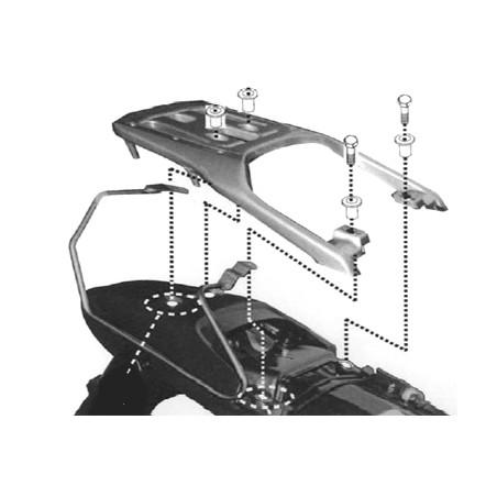 Kit spécifique T213 GIVI pour sacoches cavalières pour Honda XL650V Transalp 2000-2007