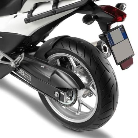 Passage de roue spécifique MG1109 GIVI en ABS couleur noire pour Honda NC700S, NC700X, NC750S, NC750X, Integra700