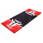 Tapis Moto Foggy (Carl Fogarty) pour garage, atelier, paddock ou showroom