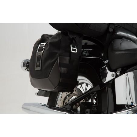 Legend Gear Sacoche latérale pour support LC2 13,5 l. A fixer sur support latéral droit