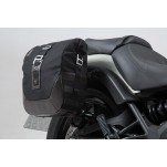 Legend Gear set sacoches laterales et supports Kawasaki Vulcan S (16-).