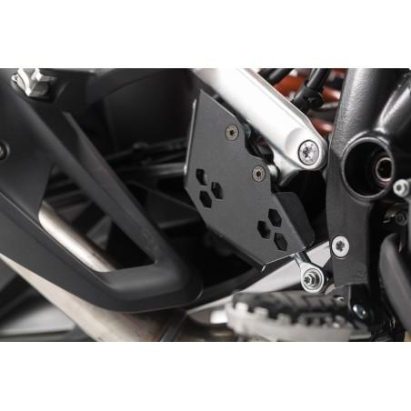 Protection de maître-cylindre de liquide de frein Noir. KTM 1050 / 1190 / 1290 Adventure