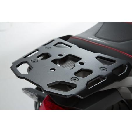 ALU-RACK Noir. Honda VFR 1200 X Crosstourer 2012 et +