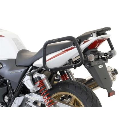 Support pour valise QUICK-LOCK EVO Noir. Honda CB 1300 / S jusqu'à 2009