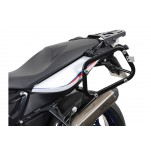 Support pour valise QUICK-LOCK EVO Noir. BMW F800S 2006-2010 / F800ST 2006-2012