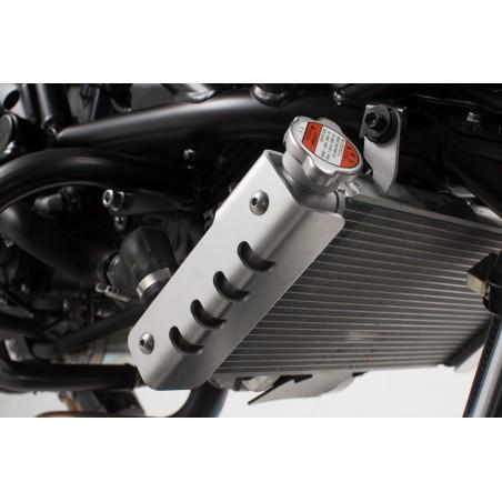 Protection de radiateur Grise SW-MOTECH pour Suzuki SV650 ABS 2015