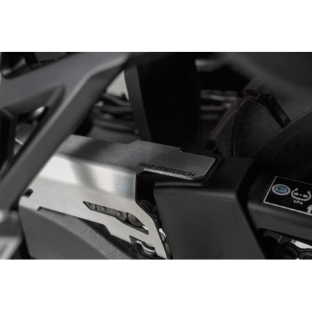 Extension pour protection de chaine Alu. Honda CRF 1000 Africa Twin 2015 et +