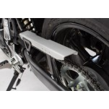 Protection de chaine Noir/Gris. Suzuki SV650 ABS (15-).