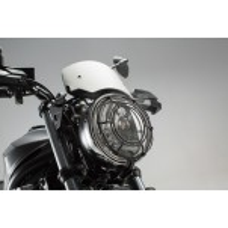 Protection de phare Grille noir SW-MOTECH pour Suzuki SV650 ABS 2015