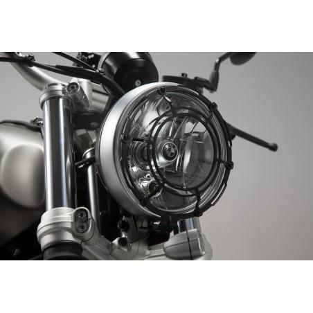 Protection de phare Noir BMW R nineT 2014 et +