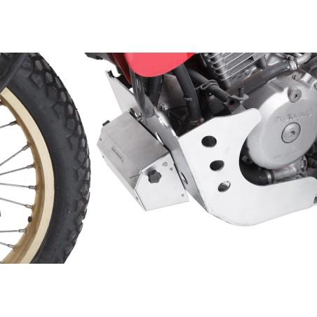 Protection de moteur Gris Honda XL 600 V Transalp 1987-1999