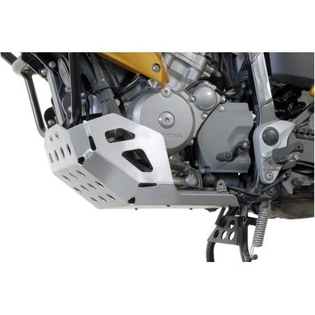 Protection de moteur Gris Honda XL700V Transalp 2007 et +