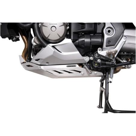 Protection de moteur Gris Honda VFR 1200 X Crosstourer 2011 et +