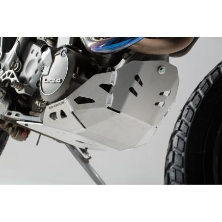 Protection de moteur Gris KTM 620 Adventure 1996-1999