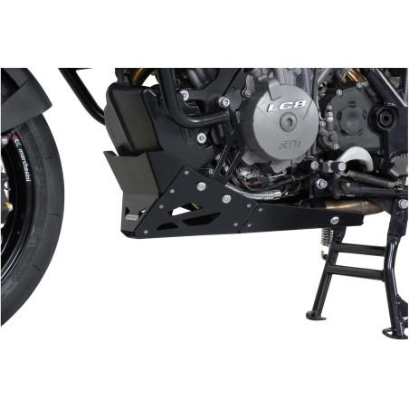 Protection de moteur Noir KTM 990 SMT / 990 SMR / 950 SMR