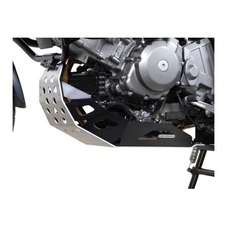 Protection de moteur Noir Suzuki DL 650 V-Strom 2004-2010 2ème Generation