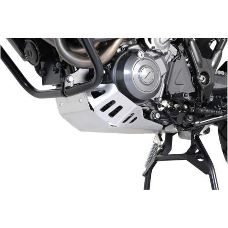 Protection de moteur Gris Yamaha XT 660 Z Tenere 2007 et +
