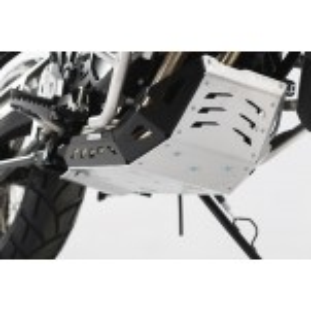 Protection de moteur Noir/Gris BMW GS-modèles / Husqvarna Nuda 900
