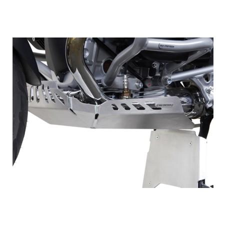 Protection de moteur Gris BMW R 1200 GS 2004-2012 / Adventure 2008-2013