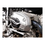 Protection de cylindre Gris Par paire BMW R1200 R/ ST/ GS/ Adventure / HP2 Enduro