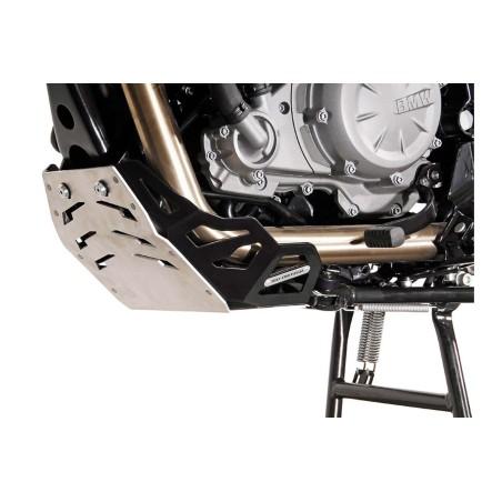 Protection de moteur Noir BMW F650GS / G650GS / G650GS Sertao