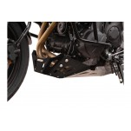 Protection de moteur Noir Kawasaki Versys 650 2007-2014