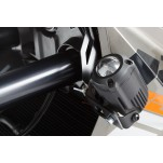 Support pour feux additionnels HAWK Noir KTM 1050 Adventure 2015 et +, 1190 Adventure/R 2013 et +