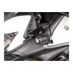 Support pour feux additionnels HAWK Noir Suzuki DL650 V-Strom 2011 et + / XT 2015 et +