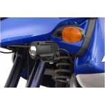 Support pour feux additionnels HAWK Noir BMW R 1150 GS 99-04 / Adventure 02-05