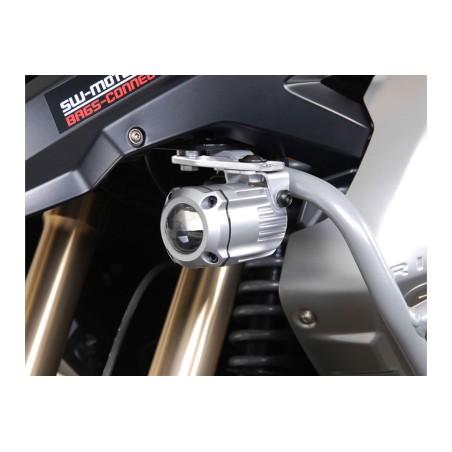 Kit de fixation feux additionnels HAWK Gris BMW R 1200 GS 2008-2012