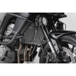 Support pour feux additionnels HAWK Noir Kawasaki Versys 1000 2015 et +