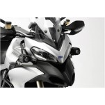Support pour feux additionnels HAWK Noir Ducati Multistrada 1200 / S 2010-2014