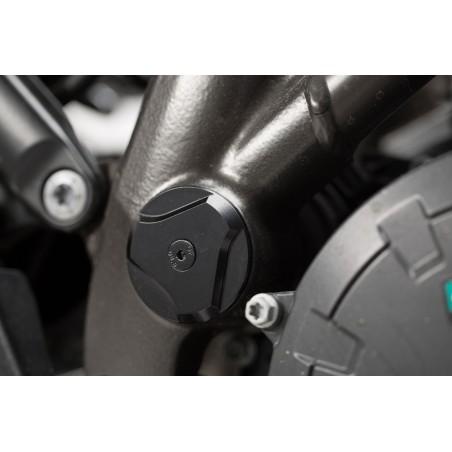 Kit de bouchon de cadre Noir KTM 1050/1190 Adventure /1290 Super Adventure