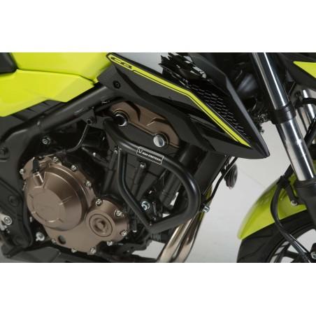 Barre de protection Noir Honda CB 500 F 2013 et +
