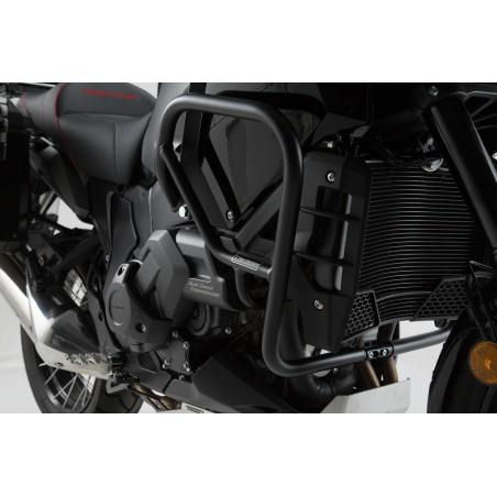 Barre de protection Noir Honda VFR 1200 X Crosstourer 2011 et +