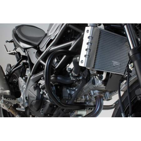 Crashbars Noir Suzuki SV 650 2016 et +