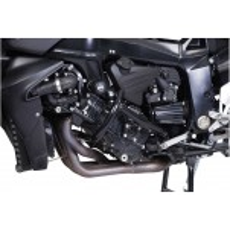 Barre de protection Noir BMW K 1200 R 05-08 / K 1200 R Sport 07-08 / K 1300 R 2009 et +