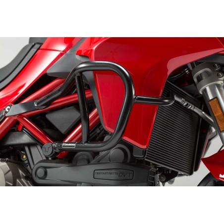 Barre de protection Noir Ducati Multistrada 1200 2015 et +