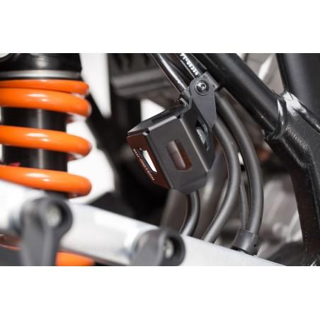 Protection de réservoir de liquide de frein Noir KTM 1050/1190/1290 Adventure