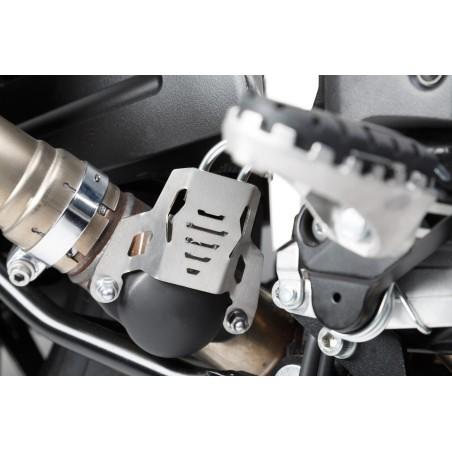 Protection de valve d'échappement Gris Suzuki V-Strom 1000 2014 et +