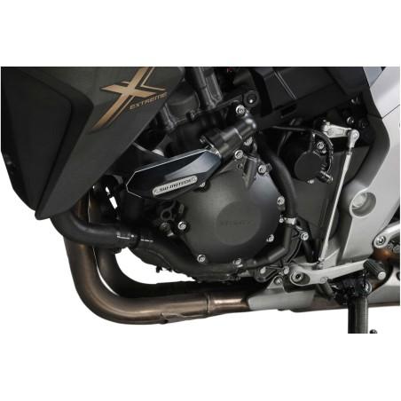Kit de patin de cadre Noir Honda CB 1000 R 2008 et +
