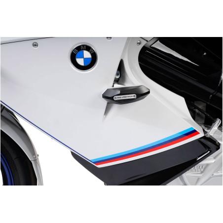 Kit de patin de cadre Noir BMW F 800 ST 2006-2012