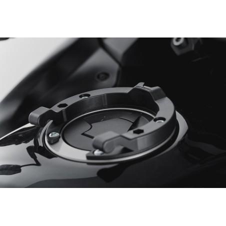 Anneau de réservoir QUICK-LOCK Noir 5 vis Kawasaki