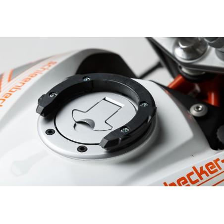 Anneau de réservoir QUICK-LOCK EVO Noir KTM Duke 390 2013 et +