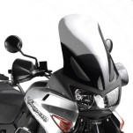 Bulle GIVI fumée +9 cm pour Honda XL 1000V Varadero ABS - 2003-2012