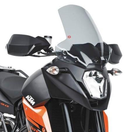Bulle GIVI fumée +17 cm pour KTM 990 SMT - 2009-2016